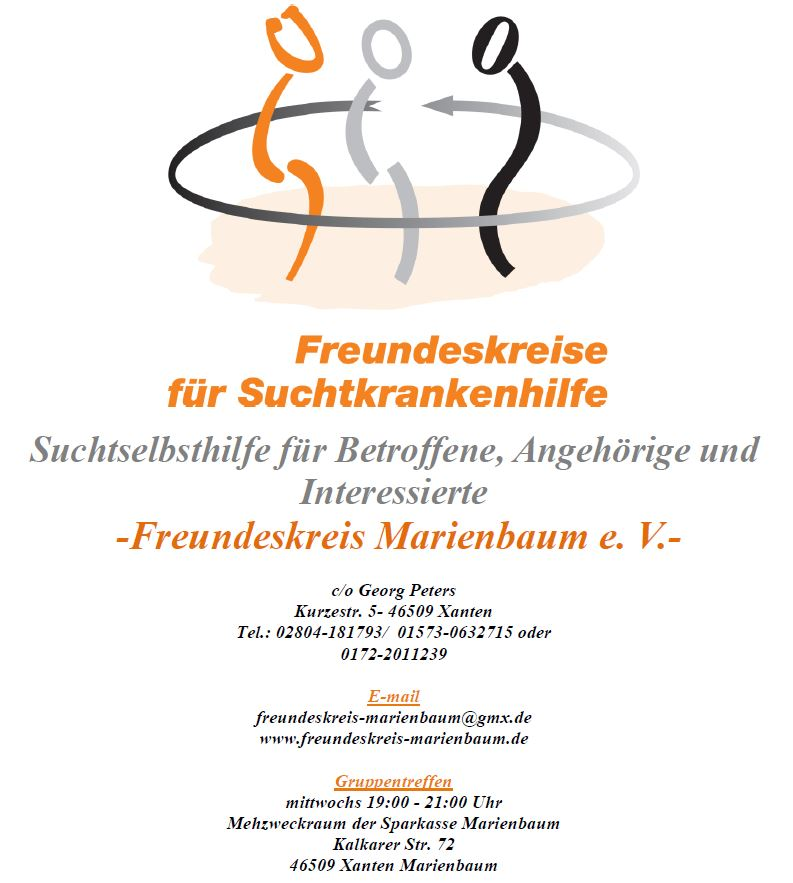 Logo des Freundeskreises Marienbaum